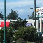 Brookings, Oregon - Onion Grill restaurant