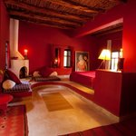  La chambre Rouge - Red Room