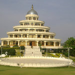 Vishalakshi Mantap: Art of Living Bangalore
