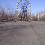  Ferris Wheel at Chernobyl