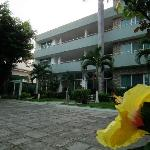 Front view of Hotel Laam