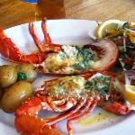  The Cambrian Inn&#39;s lobster