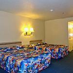 Motel 6 #1347 two queen beds
