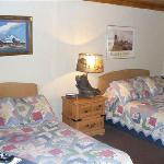 Our Santa Fe Trail Room