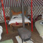 Cae Wennol Yurts