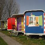 Photo de Camping Zeeburg