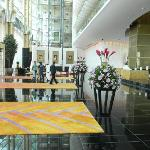  Lobby looking towards reception desks