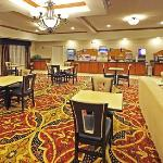 Foto de Holiday Inn Express Hotel & Suites Kilgore North
