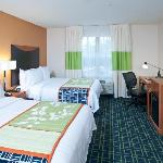 Fairfield Inn & Suites by Marriott Portsmouth Exeter Foto