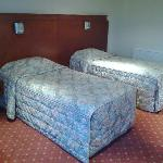 Loftsome Bridge Coaching House - Twin Beds