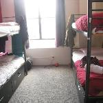 Female dorm (Sanctuary room)