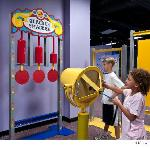 Exploring Science Unplugged at the Science Museum of Virginia.