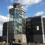 Royal Armouries just opposite (free entry)