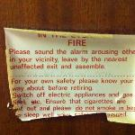  so where do we go if there is a fire?