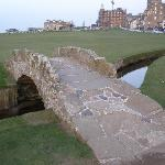 Swilken Bridge, Old Course