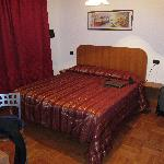 Appartment, sleeping-room with 2-persons bed