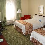 Fairfield Inn Kannapolis resmi