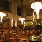 restaurant in the Municipal House
