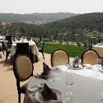  Terraza del Restaurante Lavanda