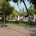 Parque de Los Novios