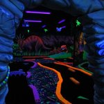 Shankz Black Light Mini Golf
