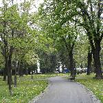 park of Kalemegdan