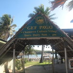 Gef Pa'go Cultural Village