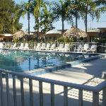 Foto van Warm Mineral Springs Motel