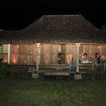 villa hanis by night
