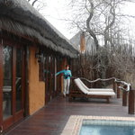 Simbambili Game Lodge Foto