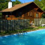  Chalets with private pool