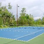  Tennis court