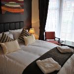  One of our new Premier Rooms No 14 with Kingsize bed (NS)