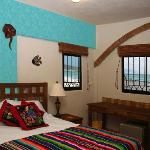 The Beachy Ceviche Bedroom offers a more rustic environment, with beach access just steps away.