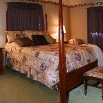 Foto de Barton House Bed and Breakfast