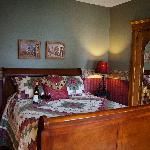 Φωτογραφία: Quill and Quilt Bed and Breakfast