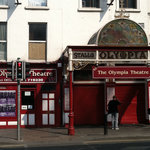 Olympia Theatre on Dame St.