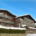  Hotel morzine sous la neige