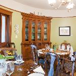 The Oval Breakfast Room