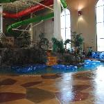  water park in hotel