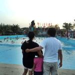 us by the wave pool