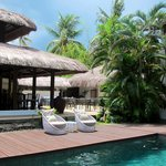 Foto van The Ananyana Beach Resort & Spa