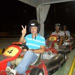 Isola dei Pirati go-kart