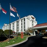 ‪Hampton Inn Winston-Salem - I-40 / Hanes Mall‬