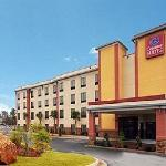Foto de Comfort Suites Stockbridge