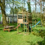 Playground 20m from aprtment
