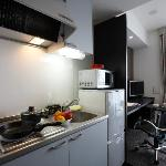 Studio B Type - Kitchen