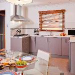 Kitchen Orchid Lodge