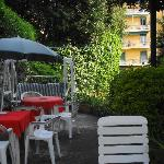  giardino dell&#39;hotel