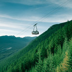 Red Skyride at Grouse Mountain